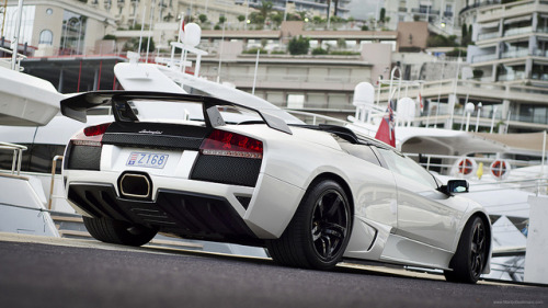 amazingcars:  LP640 Roadster by MartijnBeekmans.com on Flickr.