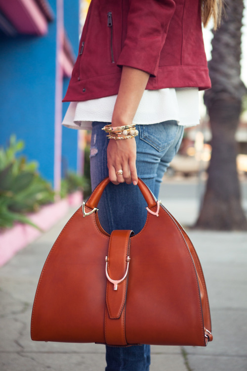 marsha-reid:  handbags : a gorgeous bag for the fall