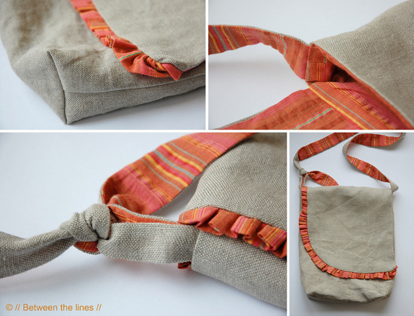 Messenger Bag Tutorial.