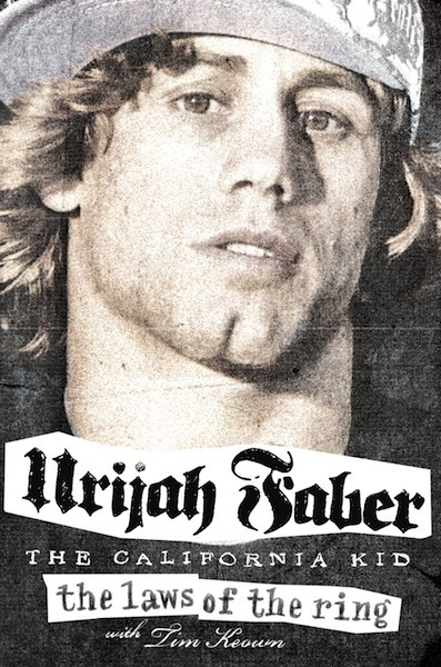 "I just finished ""Laws of the Ring"" by Urijah Faber and I really enjoyed it. It is a cross between a personal biography and a self help book. There is a bit of a stereotype that MMA fighters are not intelligent, Urijah Faber, however, puts this stereotype to rest with funny stories, clear ideas, and good organization. If you enjoy reading books that motivate, as well as entertain, I would highly suggest picking this up."