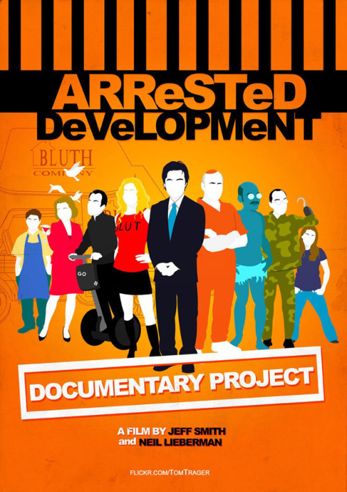 laughingsquid:  The Arrested Development Documentary, A Docu-Comedy by Superfans