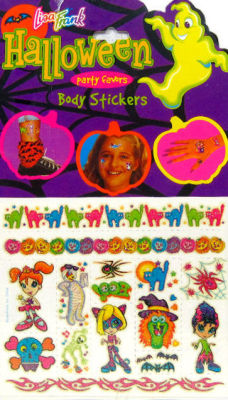 Body Stickers.