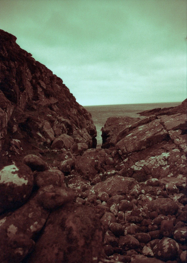 places you could go, nikon f3, wester ross, sept 2012