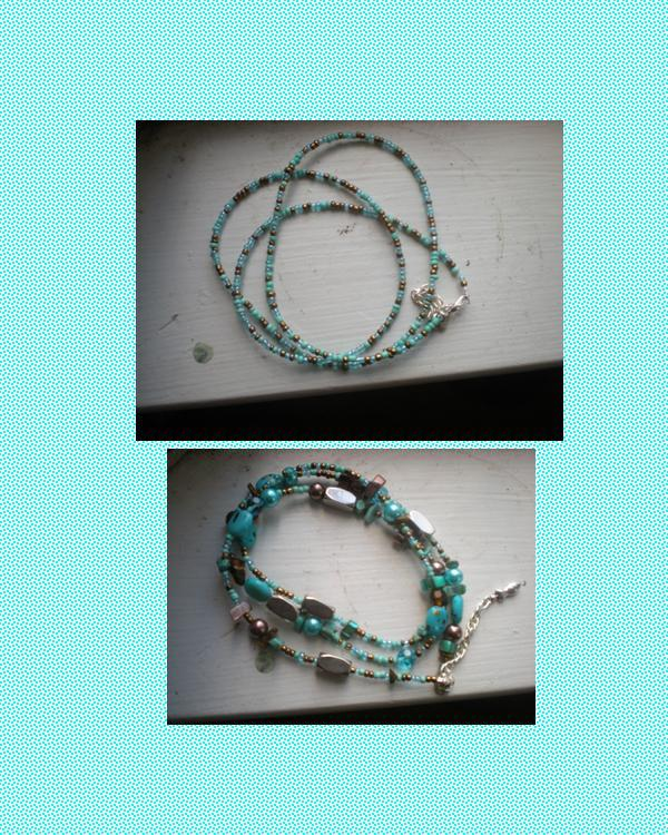 qweent:  #handmade #handmade jewelry #waistbeads I am really enjoying making these waist beads. I am kind of going HAM making them. I have several more that I made, but I ran out of crimp beads:(. Depending on the style you get the average price range right now will be from $15.00-$45.00. I do, do custom orders. Remember Christmas/Kwanzaa/Hanukkah and other holidays are approaching. Get your loved ones something special and unique. See  description here:  https://www.facebook.com/media/set/?set=a.426969824031007.96882.349891815072142&type=3. And while your are there like my page please:)