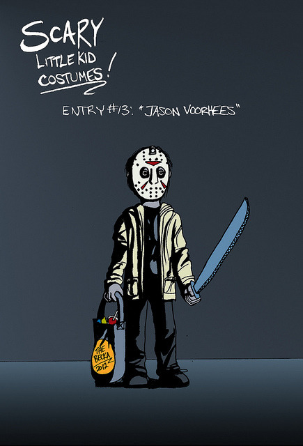Jason Voorhees on Flickr.