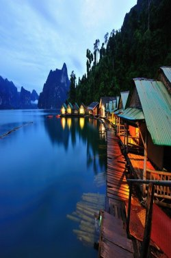wickedivy:  Yangshuo, China