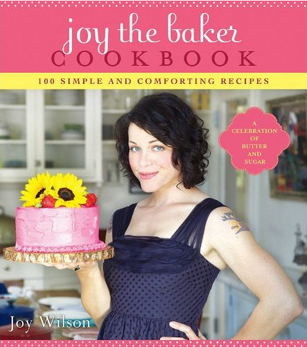 ITEM OF THE DAY: ITEM OF THE DAY: JOY THE BAKER COOKBOOKby Kerry Winfrey http://bit.ly/R2KIUi
