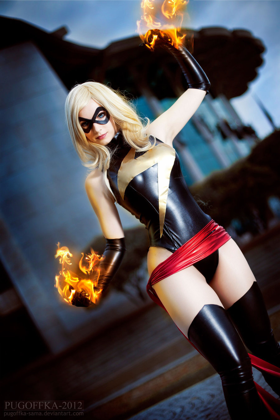 Cosplay: Miss Marvel