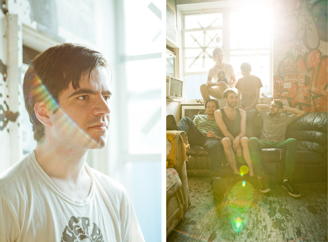 Titus Andronicus for Self-Titled Magazine #18 Brooklyn, NY