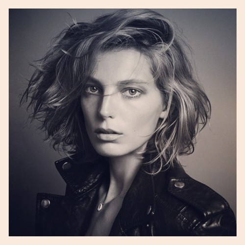 HAIR CRUSH: DARIA WERBOWY — http://bit.ly/WKyMNO - lefashion http://instagr.am/p/RN4QGmiDUF/