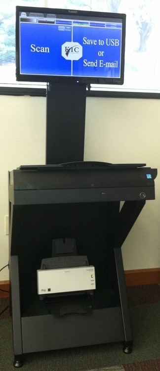 Image of Scanner