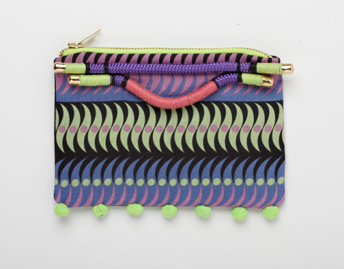 A clutch from the Lalesso and Pichulik collaboration.