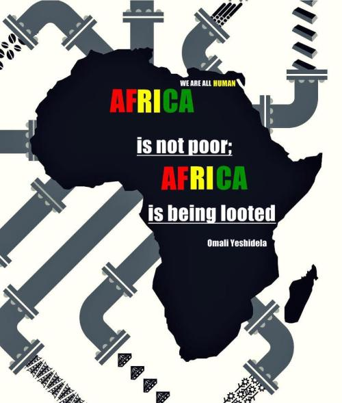 africa-will-unite:  Truth doesn't carry a gun…  my sentiments exactly