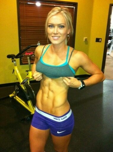 crossfitchicks:  Adorable and ripped
