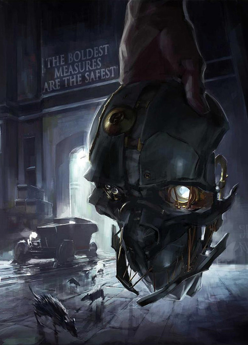gamefreaksnz:  Bethesda reveals DLC plans for Dishonored  Bethesda has today lifted the lid on their DLC strategy for the critically acclaimed Dishonored.