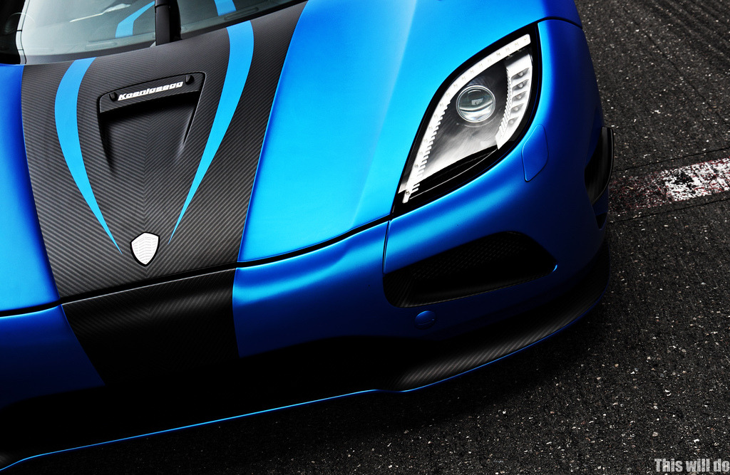 luxury-liiving:  Agera R. (via This Will Do)