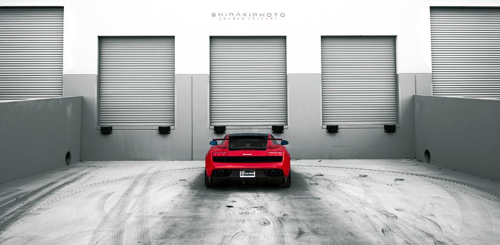 Lamborghini Super Treofeo Stradale