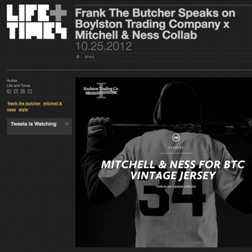 Jay-Z's @LifeAndTimes site feature. Crazy.
