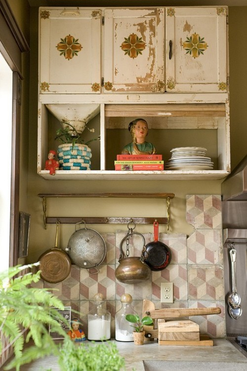 bohemianhomes:  Bohemian Homes: Kitchen