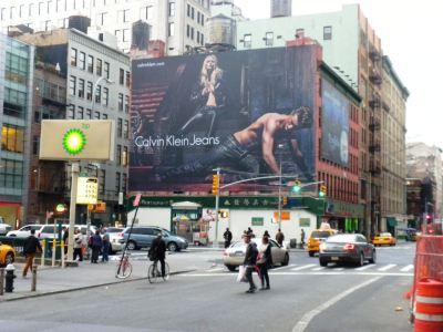 Sexy in Soho. NYC, October 2012.