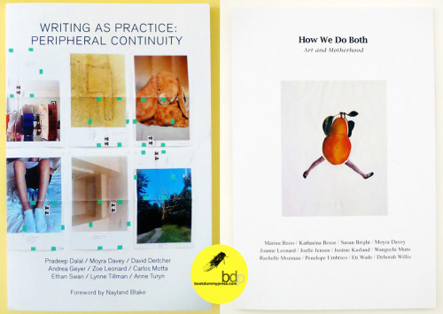 tow new publications at the bdp store… bookdummypress:  Book as platforms for dialogue, two publications from the Secretary Press have arrived! Now available at bdp!Writing as Practice: Peripheral Continuityhttp://store.bookdummypress.com/product/writing-as-practice-peripheral-continuity-by-secretary-pressHow We Do Both: Art and Motherhoodhttp://store.bookdummypress.com/product/how-we-do-both-art-and-motherhood-by-secretary-pressCheck their website and find out more about who they arehttp://www.secretarypress.com/#!home/mainPage