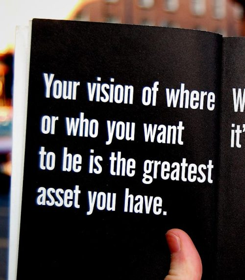 motiveweight:  Vision Quotes All successful people men and women are big dreamers. They imagine what their future could be, ideal in every respect, and then they work every day toward their distant vision, that goal or purpose. -Brian Tracy   A dream is your creative vision for your life in the future. You must break out of your current comfort zone and become comfortable with the unfamiliar and the unknown. -Denis Waitley   In order to carry a positive action we must develop here a positive vision. -Dalai Lama   Vision is the art of seeing what is invisible to others. =Jonathan Swift   The greatest achievement was at first and for a time a dream. The oak sleeps in the acorn, the bird waits in the egg, and in the highest vision of the soul a waking angel stirs. Dreams are the seedlings of realities. -James Allen   Dream lofty dreams, and as you dream, so you shall become. Your vision is the promise of what you shall one day be; your ideal is the prophecy of what you shall at last unveil. -James Allen    Vision without action is merely a dream. Action without vision just passes the time. Vision with action can change the world. -Joel A. Barker