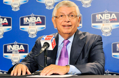 NBA COMMISSIONER DAVID STERN TO RETIRE IN 2014Commissioner David Stern has announced that he will be stepping down from his position on February…View Postshared via WordPress.com
