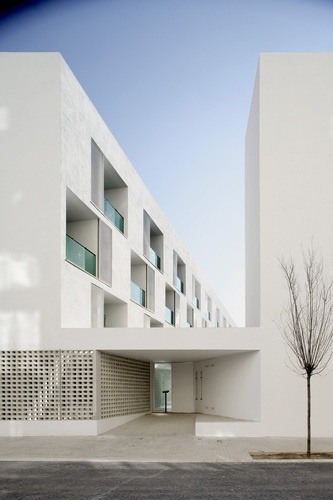 Apartments Buso, barcelona, spain/dmvA architects via: susanaapariciolardiés
