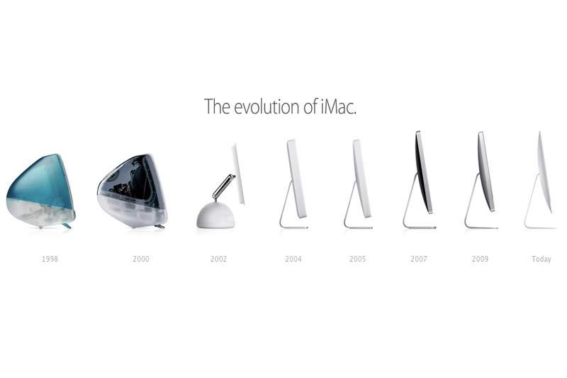 allegedlyofcourse:  iMac.