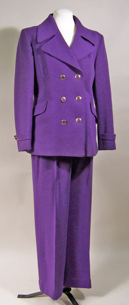 Suit 1968-1972 Manchester City Galleries