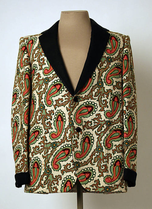 Jacket 1975 The Metropolitan Museum of Art