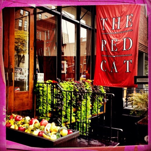 The Red Cat, October 2012