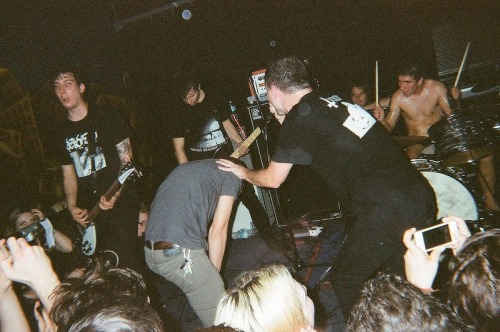 tits-amore:  Touche Amore with Jordan.