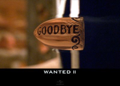 "WANTED 2 WRITER WEIGHS IN THE SEQUEL ""Wanted co-writer Derek Haas was recently interviewed and spoke about the upcoming sequel to Timur Bekmambetov's crime thriller Wanted 2. The writer and his partner Michael Brandt lost interest, but were asked to come back to deliver a second draft after Universal hired multiple writers to tackle the script. Here is what he had to say about the departure from the studio and how they were persuaded to come back in 2011. After the first movie came out, we were supposed to write the sequel. For various reasons, we didn't connect with what Universal wanted to do creatively. A little bit of what Timur Bekmambetov wanted to do. So we just sort of bowed out gracefully. We got that call that you always love as a screenwriter. 'Can you guys please come back?' We loved the world. That experience was great. We said, 'Well here's what we want to do with the sequel.' And they said, 'Okay. He goes on to talk about the possible storyline for the upcoming sequel. After four years, from a creative standpoint, it's almost better, because we can pick up the story four years later. It's 'Where is Wesley four years after the events of the first movie?'  Angelina Jolie gets shot in the head and everyone's like, 'Oh, are you going to bring back Fox?' I said, 'Did you see the bullet go into her head?' And they say, 'Oh, she can take one of those milk baths!' We never wanted to do that movie. The only thing I can tell you is that Wesley (James McAvoy) is now, four years later, recruiting a young woman who is in his situation in the first movie. She's got a sh**ty life. He's sort of in the Fox role. This new girl is brought into the world. Wanted 2 is in development and stars James McAvoy."" — movieweb"
