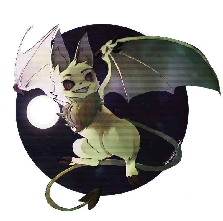 Oh man. I was looking forward to Korbat Day since last month but neopets didn't accept it in the art gallery. :c Tried resubmitting it for Halloween and it got in! Thanks for suggesting that, hippalop!