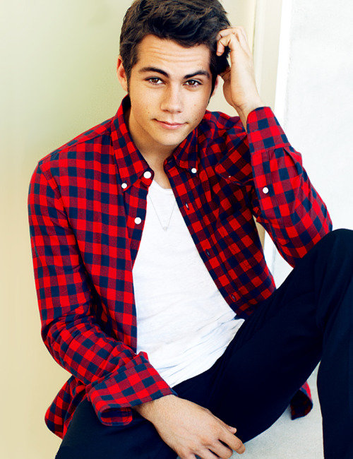 Dylan O'Brien - Teen Vogue