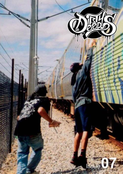 vandalsandtrains:  Dirty Deeds