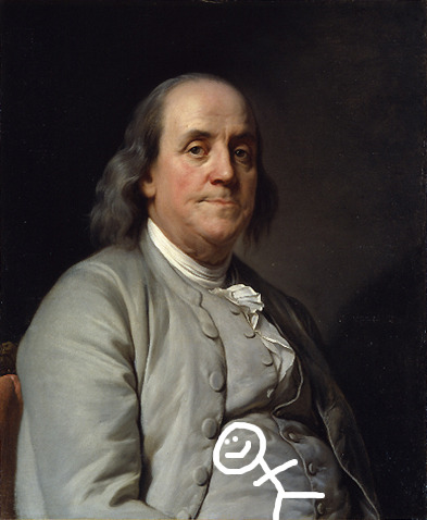 benjamin franklin illegitimate son