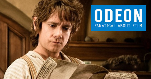UK: Tickets for The Hobbit: An Unexpected Journey now onsale at Odeon Cinemas! Tickets for the first film in The Hobbit trilogy, starring Martin Freeman, are now onsale at Odeon cinemas nationwide in 2D, 3D, IMAX 3D and ISENSE 3D. Other cinema chains are expected to quickly follow. Visit the Odeon website and navigate to your local cinema to see what viewing options are available. It's been announced that tickets will be onsale in the United States from November 7 2012.