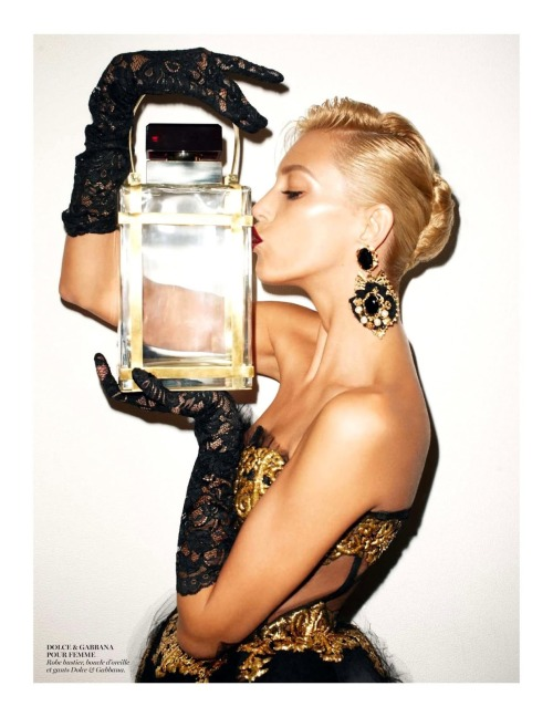 extrasexy:  anja rubik by terry richardson for vogue paris november 2012