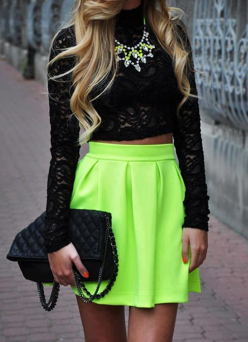 love the skirt :D