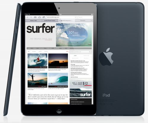 "The iPad Mini, Apple's Attempt at a 7"" Tablet"