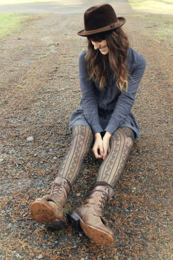lookbookdotnu:  I Love Fall! (by Tonya S.)