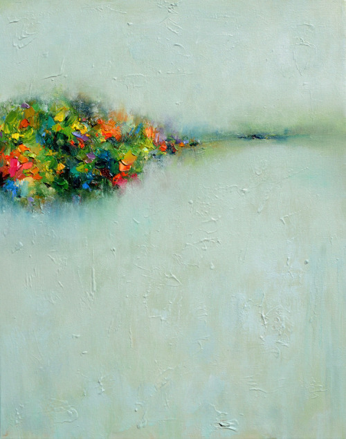 razorshapes:  Yangyang Pan - Abstract Landscape, 2010