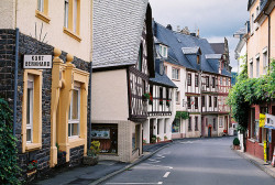 villesdeurope:  Enkirch, Germany