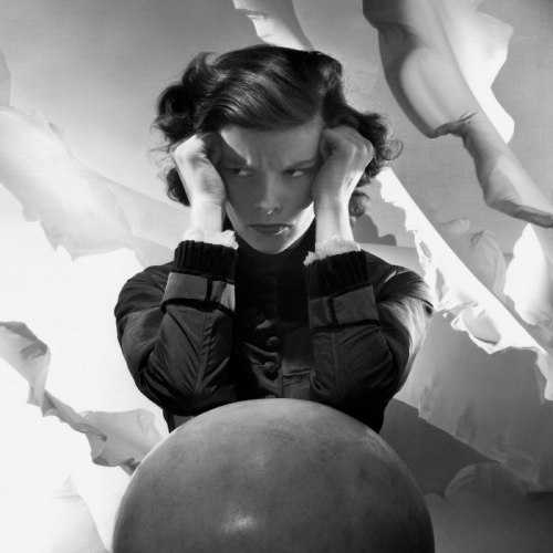 The Vanity Fair Vault | Katharine Hepburn <br />Photograph by Cecil Beaton