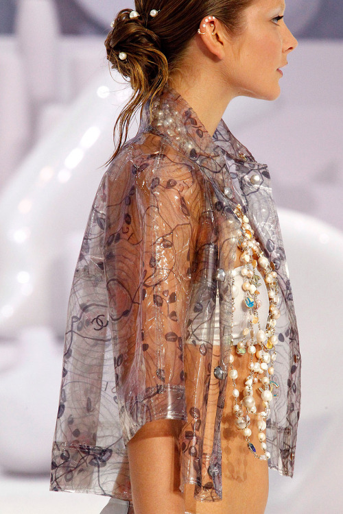 dilek-hanif:  Chanel, Spring/Summer, 2012
