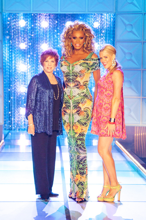 This week Vicki Lawrence and Busy Philipps drop by RuPaul's All Stars Drag Race on Monday at 9/8c on Logo!