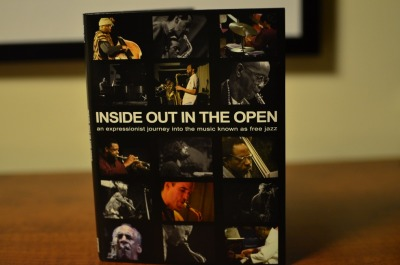 atane:  Recommended Watching: Inside Out in The Open - An Expressionist Journey Into the Music Known as Free Jazz Short clip here