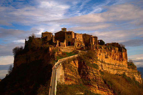 Civita di Bagnoregio by squalo79 on Flickr.